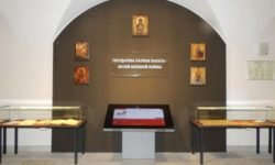 Государственный музей-заповедник Царское Cело. Ратная палата. Музей Великой войны