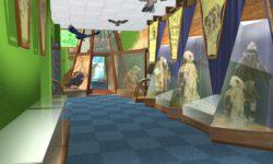 Дизайн-проект Таймырского Краеведческого музея г. Дудинка