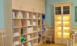 Библиотека экономического факультета СПбГУ