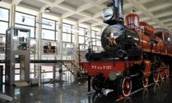 Музей Московской Железной дороги г. Москва