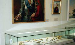 Выставка Шедевры клинкового оружия